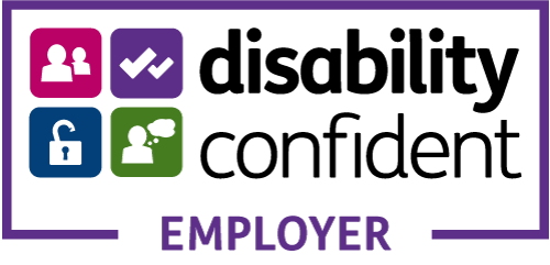 Disability Confident Employer badge